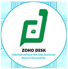 תוכנת שירות לקוחות - Zoho Desk